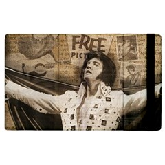 Vintage Elvis Presley Apple Ipad 3/4 Flip Case