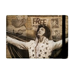 Vintage Elvis Presley Apple Ipad Mini Flip Case