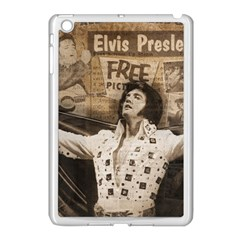 Vintage Elvis Presley Apple Ipad Mini Case (white)