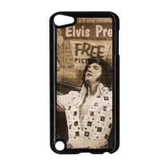 Vintage Elvis Presley Apple Ipod Touch 5 Case (black)