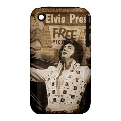 Vintage Elvis Presley Iphone 3s/3gs
