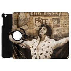 Vintage Elvis Presley Apple Ipad Mini Flip 360 Case