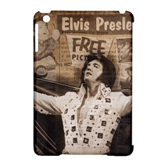 Vintage Elvis Presley Apple Ipad Mini Hardshell Case (compatible With Smart Cover)