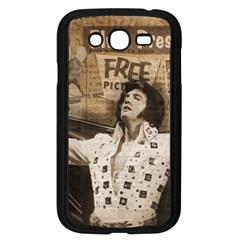 Vintage Elvis Presley Samsung Galaxy Grand Duos I9082 Case (black)