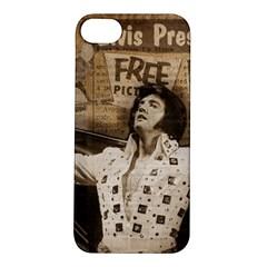 Vintage Elvis Presley Apple Iphone 5s/ Se Hardshell Case