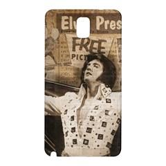 Vintage Elvis Presley Samsung Galaxy Note 3 N9005 Hardshell Back Case