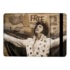 Vintage Elvis Presley Samsung Galaxy Tab Pro 10 1  Flip Case