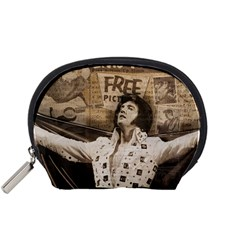 Vintage Elvis Presley Accessory Pouches (small)