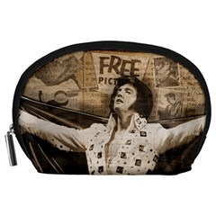 Vintage Elvis Presley Accessory Pouches (large)