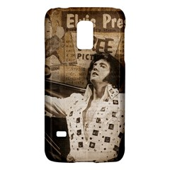 Vintage Elvis Presley Galaxy S5 Mini