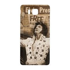 Vintage Elvis Presley Samsung Galaxy Alpha Hardshell Back Case