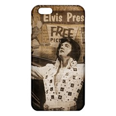 Vintage Elvis Presley Iphone 6 Plus/6s Plus Tpu Case