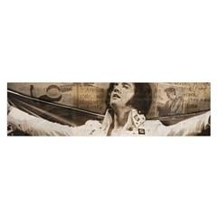 Vintage Elvis Presley Satin Scarf (oblong)