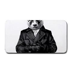 Rorschach Panda Medium Bar Mats