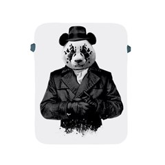 Rorschach Panda Apple Ipad 2/3/4 Protective Soft Cases