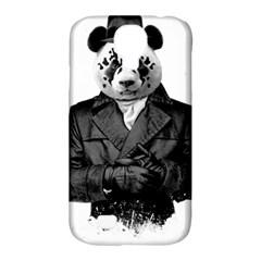 Rorschach Panda Samsung Galaxy S4 Classic Hardshell Case (pc+silicone)