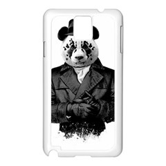 Rorschach Panda Samsung Galaxy Note 3 N9005 Case (white)