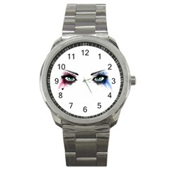 Look Of Madness Sport Metal Watch
