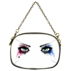 Look Of Madness Chain Purses (two Sides)