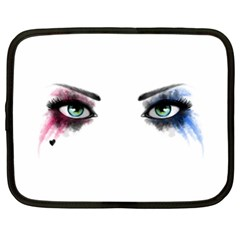 Look Of Madness Netbook Case (xxl)
