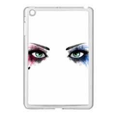 Look Of Madness Apple Ipad Mini Case (white)