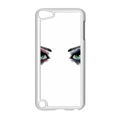 Look Of Madness Apple Ipod Touch 5 Case (white)