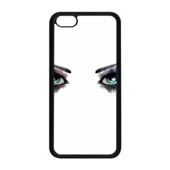 Look Of Madness Apple Iphone 5c Seamless Case (black)