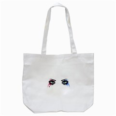 Look Of Madness Tote Bag (white)