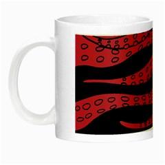 Blood Tentacles Night Luminous Mugs