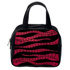 Blood Tentacles Classic Handbags (one Side)