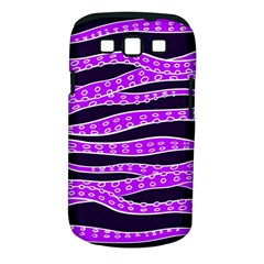 Purple Tentacles Samsung Galaxy S Iii Classic Hardshell Case (pc+silicone)