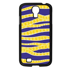 Yellow Tentacles Samsung Galaxy S4 I9500/ I9505 Case (black)