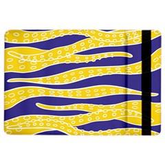 Yellow Tentacles Ipad Air 2 Flip