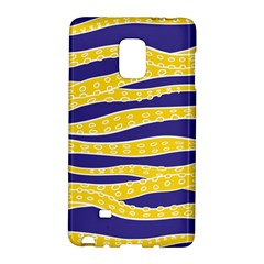 Yellow Tentacles Galaxy Note Edge