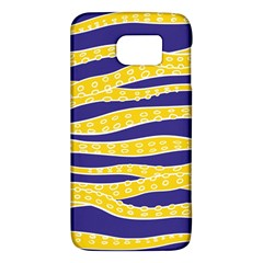 Yellow Tentacles Galaxy S6