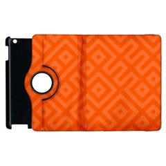 Seamless Pattern Design Tiling Apple Ipad 3/4 Flip 360 Case