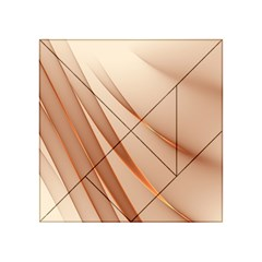Background Light Glow Abstract Art Acrylic Tangram Puzzle (4  X 4 )