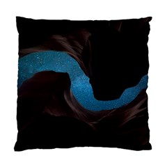 Abstract Adult Art Blur Color Standard Cushion Case (one Side)