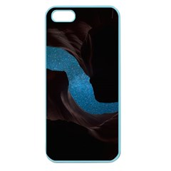 Abstract Adult Art Blur Color Apple Seamless Iphone 5 Case (color)