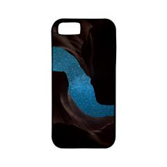Abstract Adult Art Blur Color Apple Iphone 5 Classic Hardshell Case (pc+silicone)