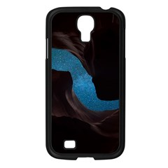 Abstract Adult Art Blur Color Samsung Galaxy S4 I9500/ I9505 Case (black)