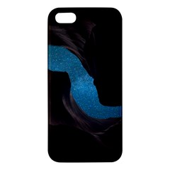 Abstract Adult Art Blur Color Iphone 5s/ Se Premium Hardshell Case