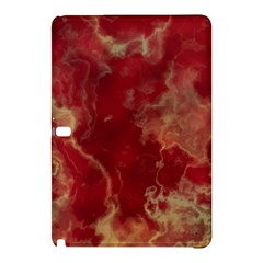 Marble Red Yellow Background Samsung Galaxy Tab Pro 12 2 Hardshell Case