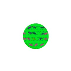 Fish Aquarium Underwater World 1  Mini Buttons