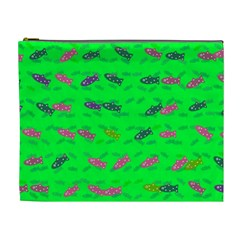 Fish Aquarium Underwater World Cosmetic Bag (xl)