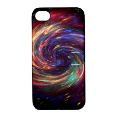 Cassiopeia Supernova Cassiopeia Apple Iphone 4/4s Hardshell Case With Stand