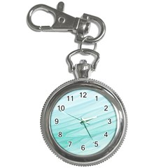 Texture Seawall Ink Wall Painting Key Chain Watches