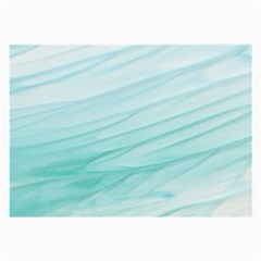 Texture Seawall Ink Wall Painting Large Glasses Cloth