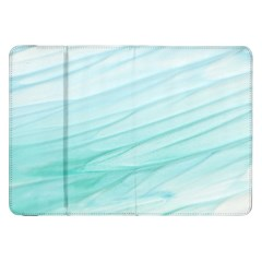 Texture Seawall Ink Wall Painting Samsung Galaxy Tab 8 9  P7300 Flip Case