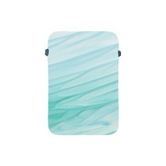 Texture Seawall Ink Wall Painting Apple Ipad Mini Protective Soft Cases